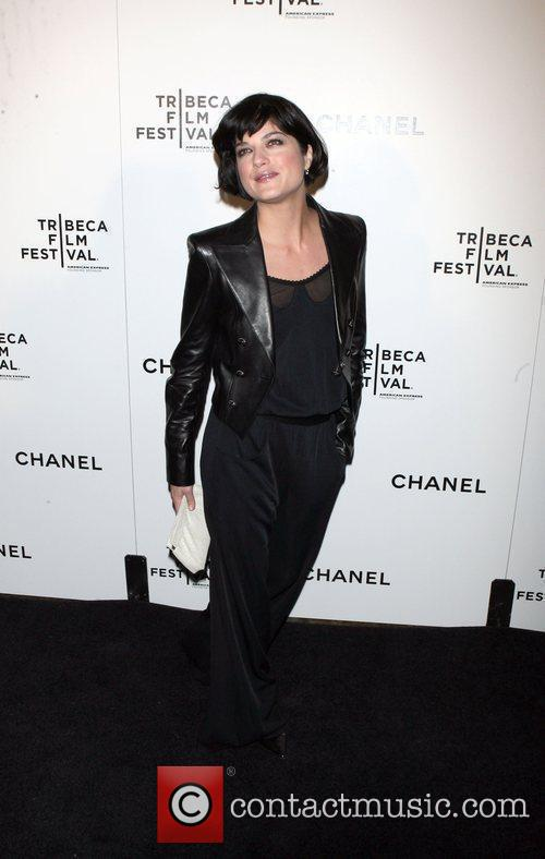 Selma Blair Chanel Tribeca Film Festival Dinner in...