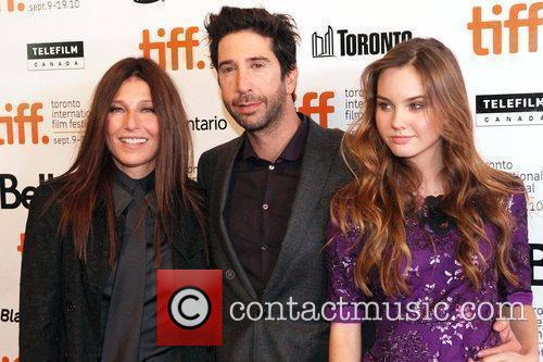 Catherine Keener and David Schwimmer 3