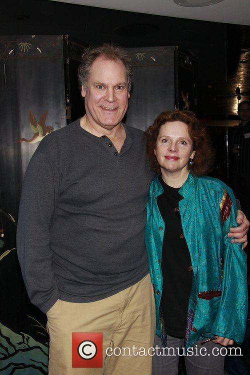 Jay O. Sanders and Maryann Plunkett  The...