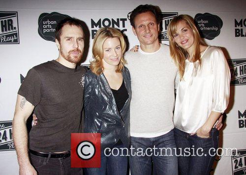 Sam Rockwell, Elizabeth Banks, Leslie Bibb and Tony Goldwyn 3