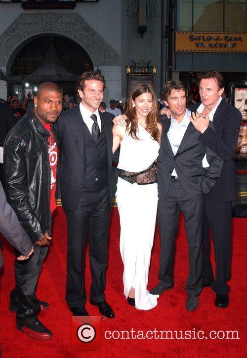 Bradley Cooper, Jessica Biel, Sharlto Copley, Liam Neeson,...