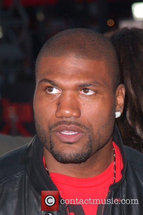 Quinton 'Rampage' Jackson The A-Team Los Angeles premiere...