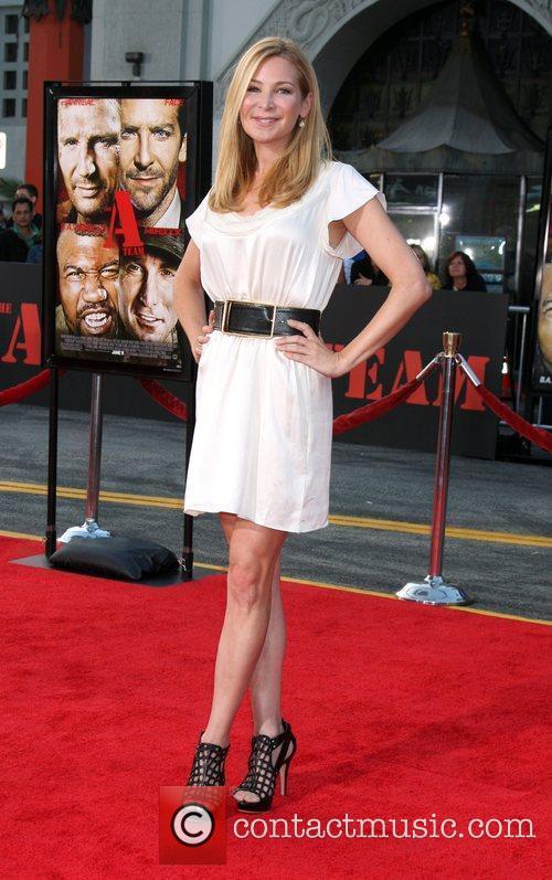 Jennifer Westfeldt The A-Team Los Angeles premiere at...