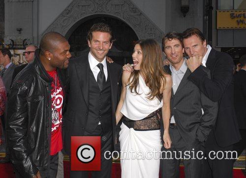 Quinton Jackson, Bradley Cooper, Jessica Biel, Sharlto Copley...