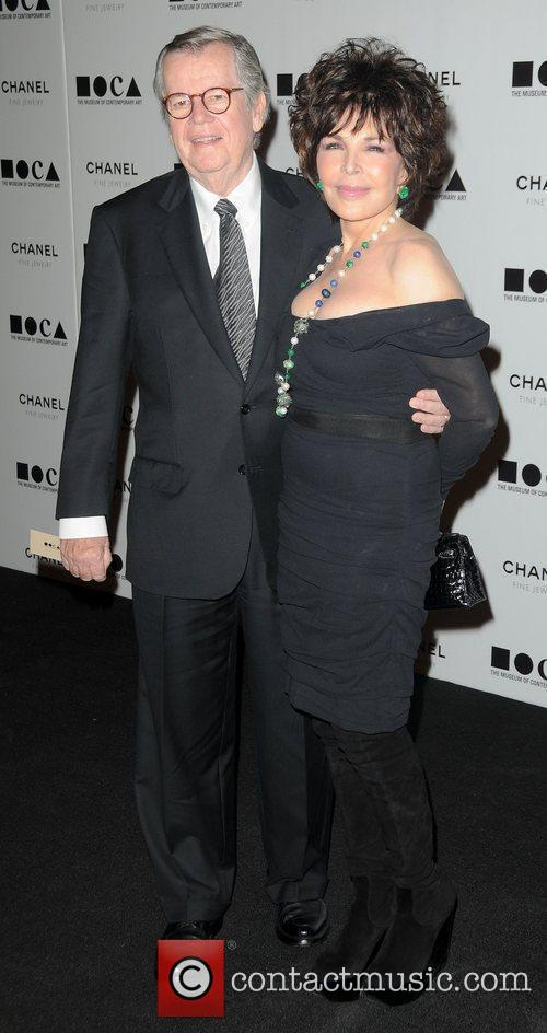 Carole Bayer Sager and Robert Daly MOCA's Annual...