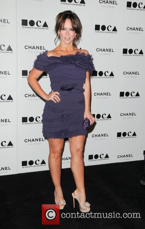 Jennifer Love Hewitt MOCA's Annual Gala The Artist's...