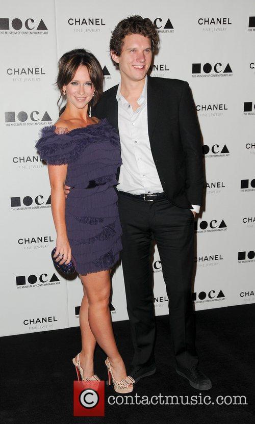 Jennifer Love Hewitt and Alex Beh MOCA's Annual...