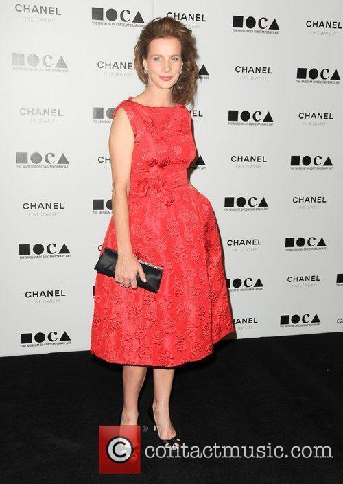 Rachel Griffiths MOCA's Annual Gala The Artist's Museum...
