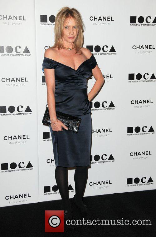 Rosanna Arquette MOCA's Annual Gala The Artist's Museum...
