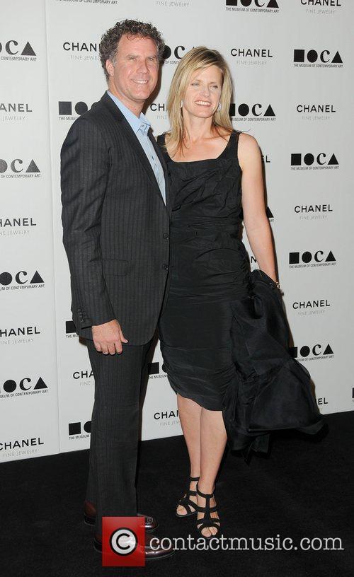 Will Ferrel and Viveca Paulin MOCA's Annual Gala...