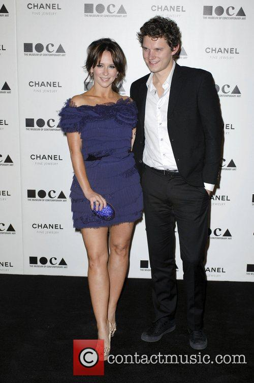 Jennifer Love Hewitt, Alex Beh  MOCA's Annual...