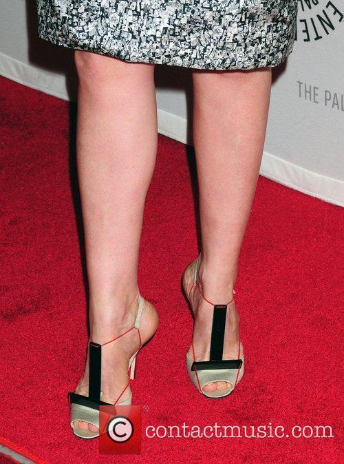 Cynthia Nixon shoes,  'The Big C' cast...