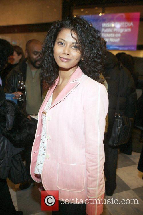 Grace Ali  at the New York premiere...
