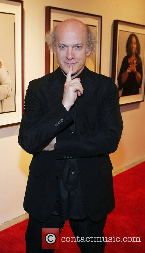 Timothy Greenfield-Sanders  at the New York premiere...