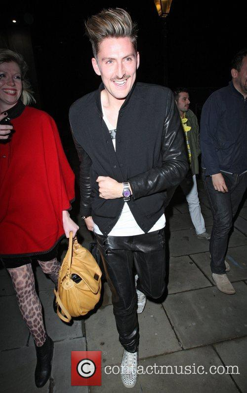 Henry Holland Celebrities attending 'Love To Love' club...