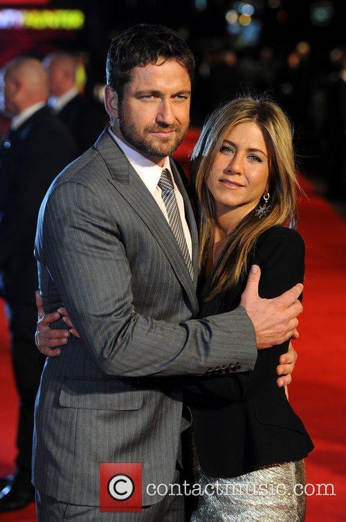 Jennifer Aniston, Gerard Butler The Bounty Hunter -...