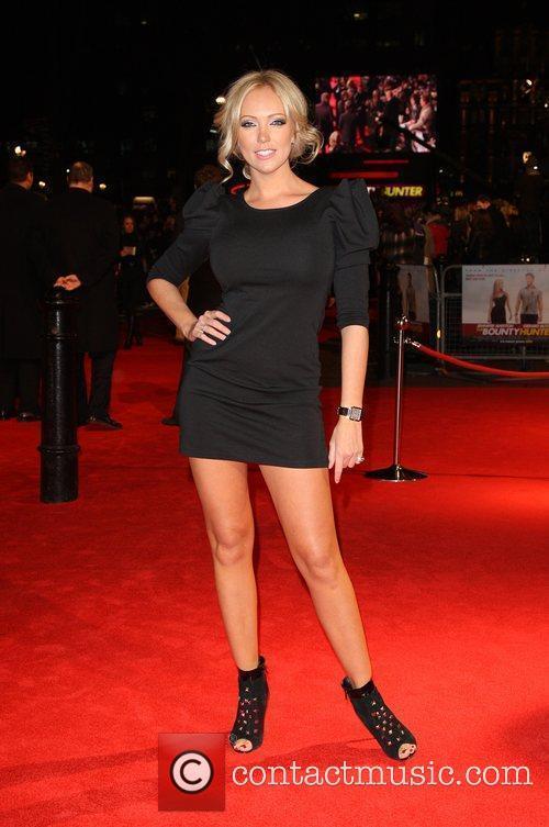 Aisleyne Horgan-Wallace 'The Bounty Hunter' UK Film Premiere...
