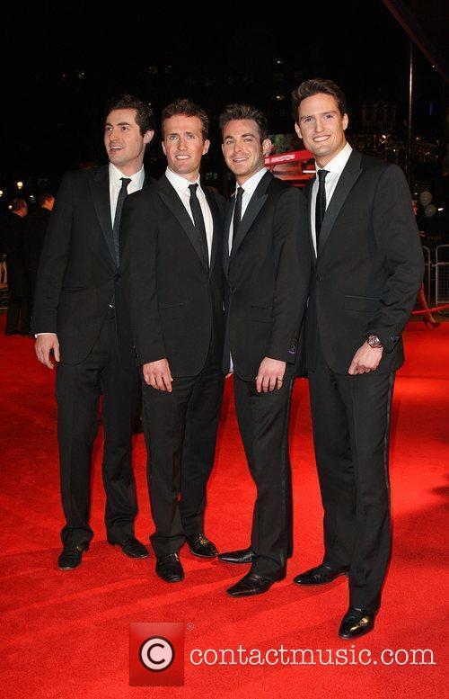 Blake 'The Bounty Hunter' UK Film Premiere at...