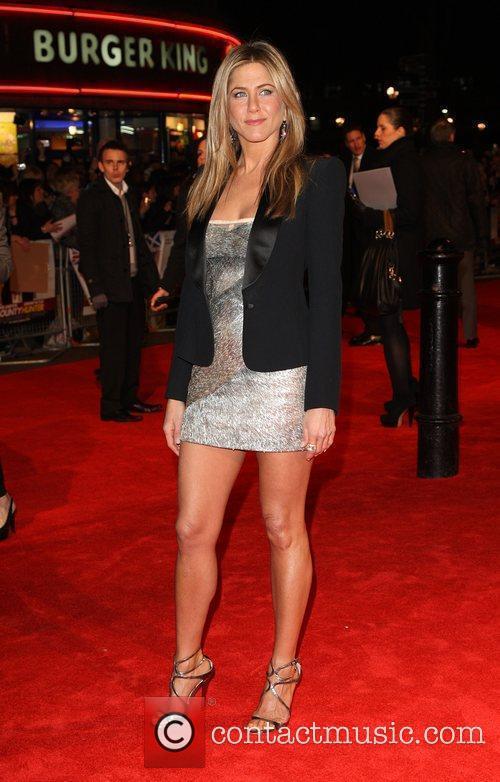 Jennifer Aniston 'The Bounty Hunter' UK Film Premiere...