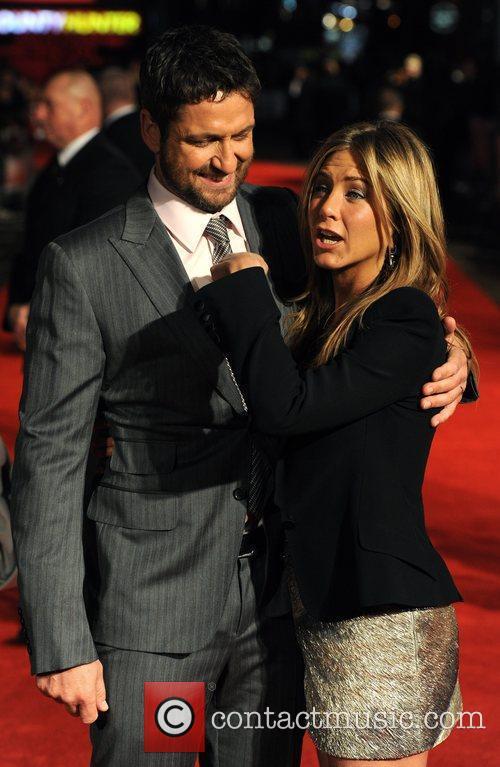 Jennifer Aniston and Gerald Butler The Bounty Hunter...