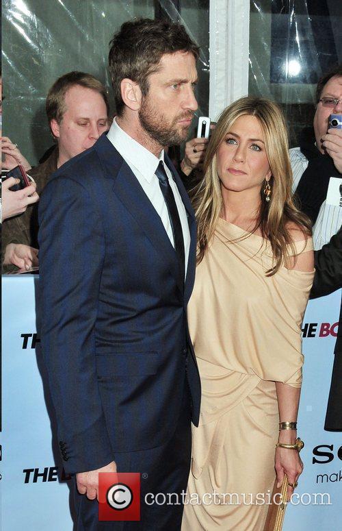 Gerard Butler and Jennifer Aniston 21