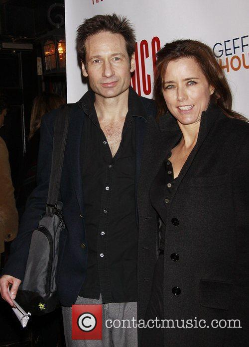 David Duchovny and Tea Leoni 4