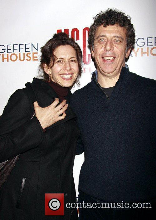 Jessica Hecht and Eric Bogosian 1