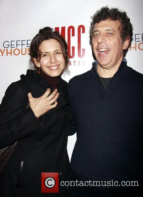 Jessica Hecht and Eric Bogosian 2
