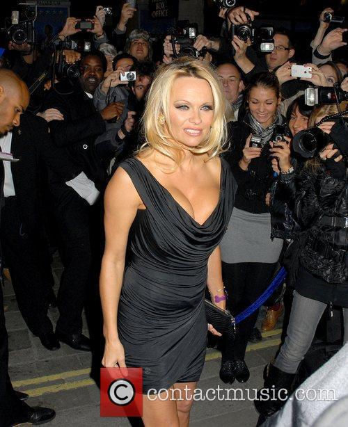 Pamela Anderson and Aqua 2