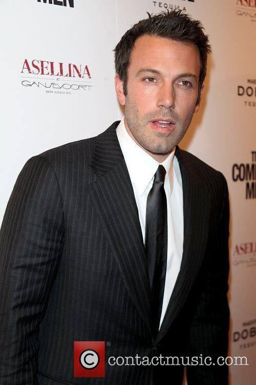Ben Affleck and The Company 6
