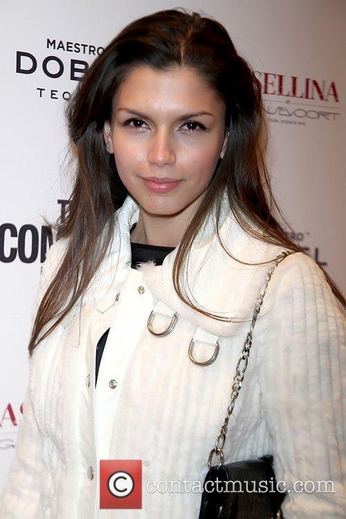 Alejandra Cata Screening of the new film 'The...