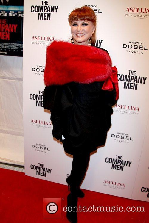Georgette Mosbacher Screening of the new film 'The...
