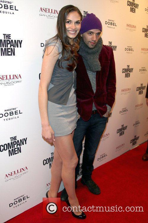 Jennifer Missoni and Tommaso Cardile Screening of the...