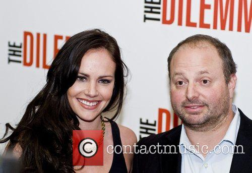 World premiere of 'The Dilemma' held at the...