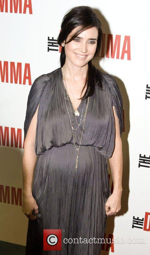 Jennifer Connelly World premiere of 'The Dilemma' held...