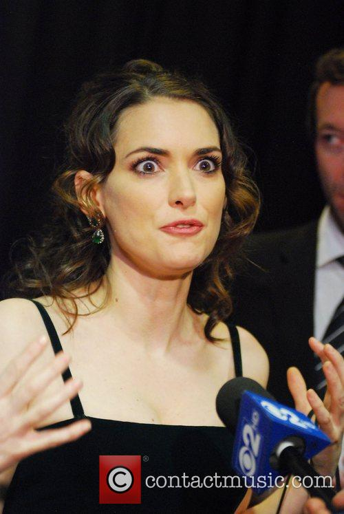 Winona Ryder World premiere of 'The Dilemma' held...
