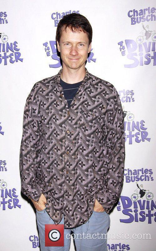 John Cameron-Mitchell The opening night of the Off-Broadway...