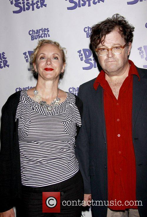 J. Smith-Cameron and Kenneth Lonergan The opening night...