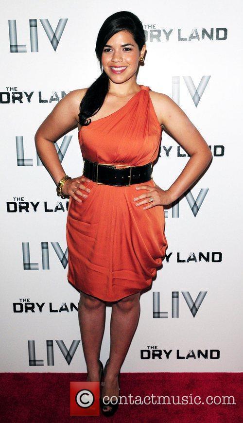 America Ferrera Miami Premiere Screening of 'The Dry...