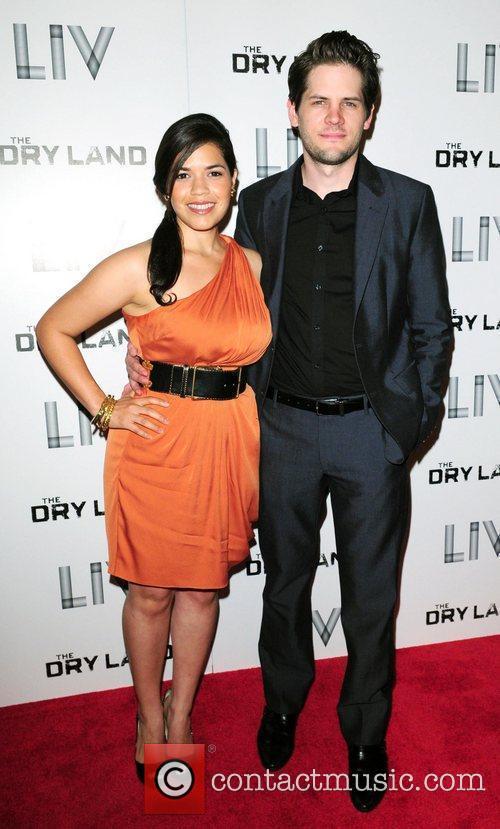 America Ferrera and Director Ryan Piers Williams...