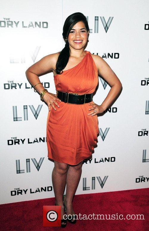 Miami Premiere Screening of 'The Dry Land' at...