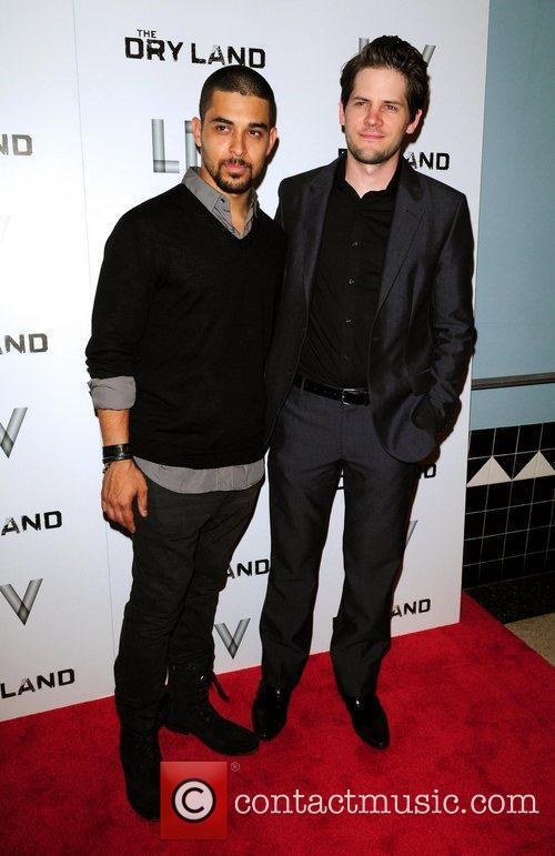 Wilmer Valderrama and Director Ryan Piers Williams Miami...