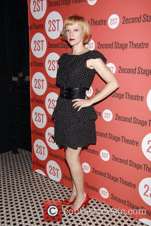 Emily Bergl The opening night after party for...