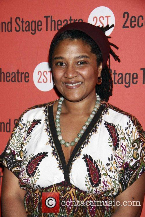 Lynn Nottage  The opening night after party...