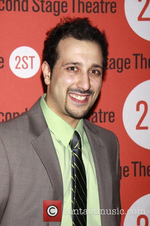 Desmin Borges The opening night after party for...