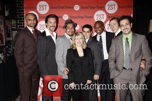 Usman Ally, Desmin Borges, Terence Archie, Michael T....