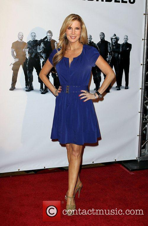 Alicia Jacobs Special Screening of ' The Expendables'...