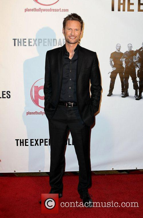 Brian Tyler Special Screening of ' The Expendables'...
