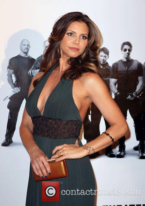 Charisma Carpenter Special Screening of ' The Expendables'...