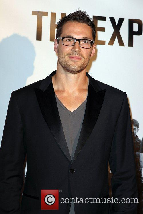 Daniel Cudmore Special Screening of ' The Expendables'...